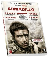 Armadillo DVD