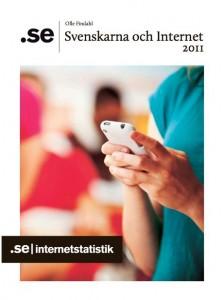 Svenskerne og internet 2011