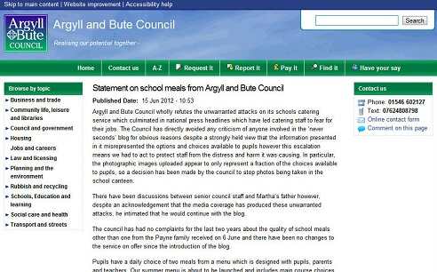 Argyll AndBute Council